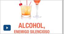 Video chat: Alcohol, enemigo silencioso