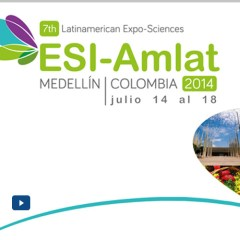 Inauguración de Expociencias Latinoamericana 2014