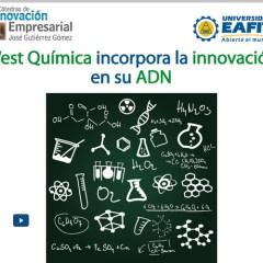 West Química incorpora la innovación en su ADN