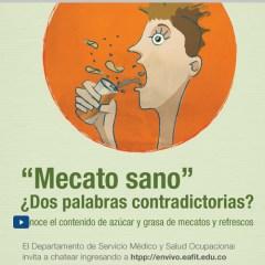 Video Chat «Mecato sano» ¿Dos palabras contradictorias?