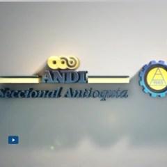 Entrega de Becas Andi-EAFIT 2015