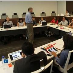 MBA de EAFIT recibe acreditación internacional de la Amba