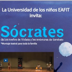 Sócrates, de los sueños de Violeta y las aventuras de Garabato