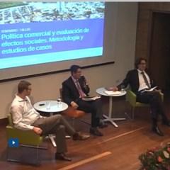 Seminario Taller: Política comercial y evaluación de efectos sociales
