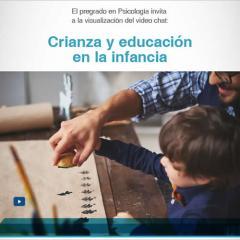Video chat Crianza y Educación en la infancia