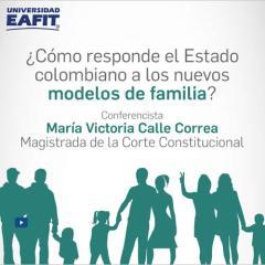 ¿Cómo responde el estado de Colombia a los nuevos modelos de familia?