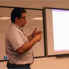 Mejoramiento de la imagen en RTM usando transformaciones integrales