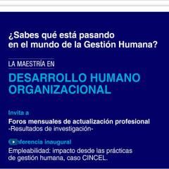 Empleabilidad: impacto desde las prácticas de gestión humana, caso CINCEL