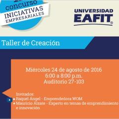 Taller II – XI Concurso de Iniciativas Empresariales