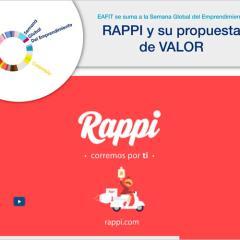 Rappi y su propuesta de VALOR