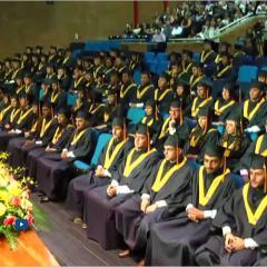 Ceremonias de grados de los posgrados Universidad EAFIT. Julio 6 de 2017