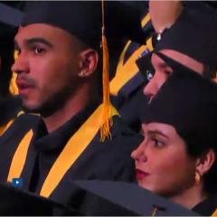 Ceremonias de grados para graduandos de los pregrados Universidad EAFIT. Julio 7 de 2017