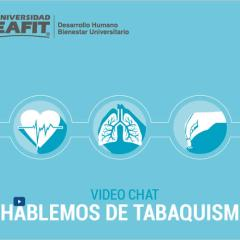 Video Chat Hablemos de tabaquismo