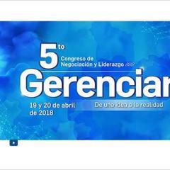 5to Congreso de Negociación y Liderazgo Gerenciar 2018