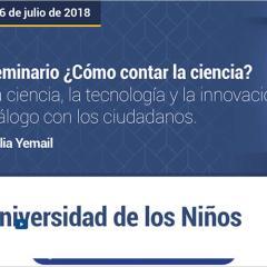 La ciencia, la tecnología y la innovación en diálogo con los ciudadanos