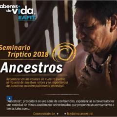 Seminario tríptico 2018. Ancestros