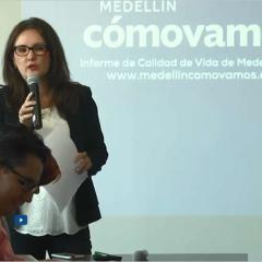 Mesa de trabajo sobre seguridad y convivencia en Medellín