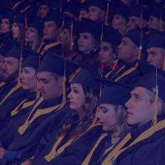 Ceremonias de grado para programas de posgrado Universidad EAFIT. Noviembre 29 de 2019