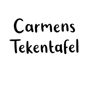 Carmens tekentafel