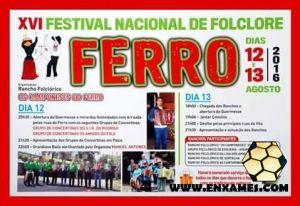 Festival Folclore Ferro