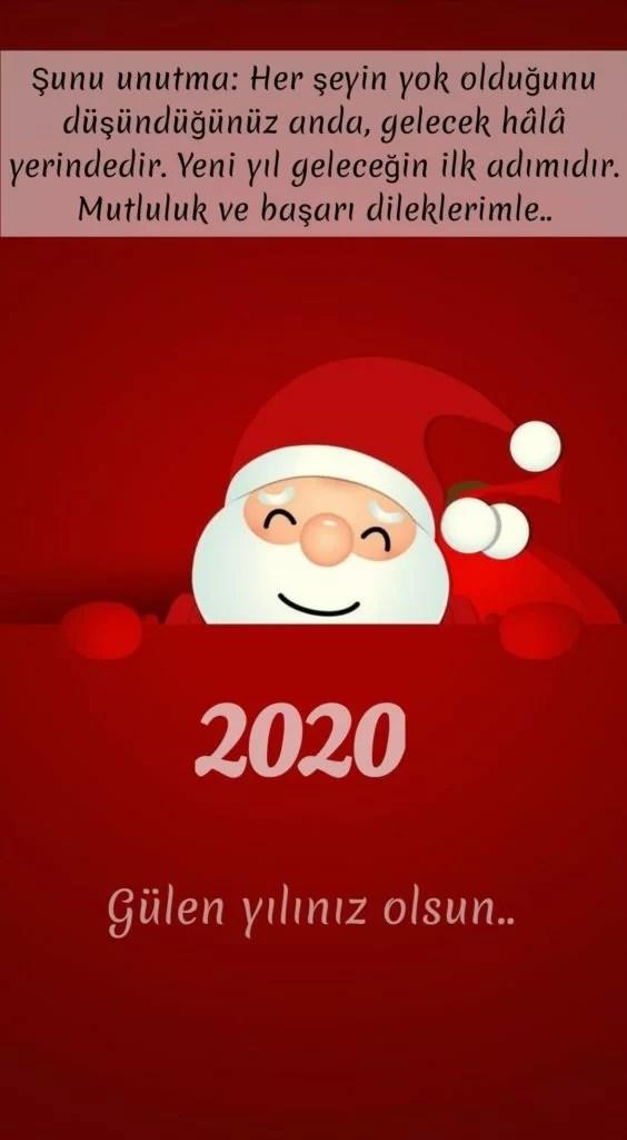 unu unutma her şeyin yok olduğunu düşündüğünüz anda gelecek hala yerindedir - 2020 Resimli Yeni Yıl Mesajları - 2020 Yeni Yıl Mesajları, guzel-sozler