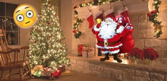 Noel baba - 2020 Resimli Yeni Yıl Mesajları - 2020 Yeni Yıl Mesajları, guzel-sozler