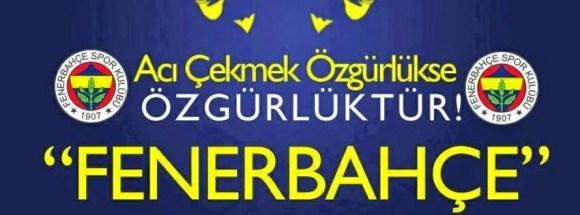 Acı çekmek özgürlükse özgürlüktür Fenerbahçe - Fenerbahçe İle İlgili Resimli Sözler - Fenerbahçe Sözleri Ve Kareografileri, resimli-sozler