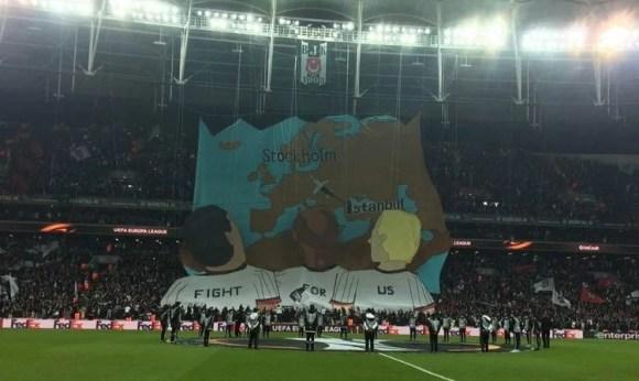 Bjk Stockholm - Beşiktaş İle İlgili Resimli Sözler - Beşiktaş Sözleri Ve Kareografileri, resimli-sozler