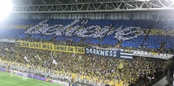 Fenerbahçe Benfica - Fenerbahçe İle İlgili Resimli Sözler - Fenerbahçe Sözleri Ve Kareografileri, resimli-sozler