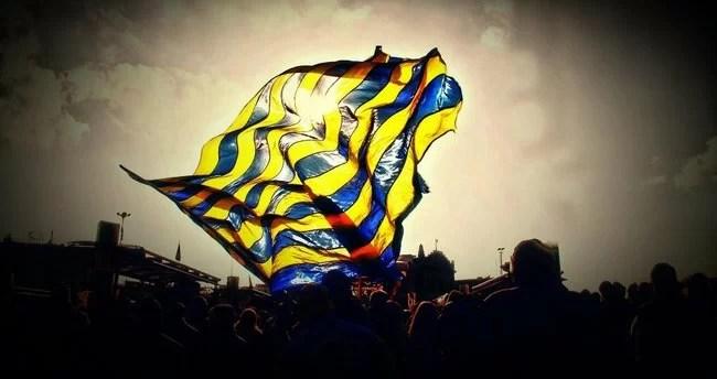 Fenerbahçe Taraftarı - Fenerbahçe İle İlgili Resimli Sözler - Fenerbahçe Sözleri Ve Kareografileri, resimli-sozler