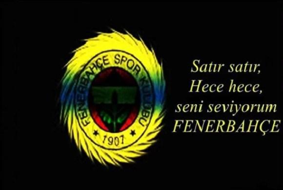 Satır satır hece hece seni seviyorum fenerbahçe - Fenerbahçe İle İlgili Resimli Sözler - Fenerbahçe Sözleri Ve Kareografileri, resimli-sozler