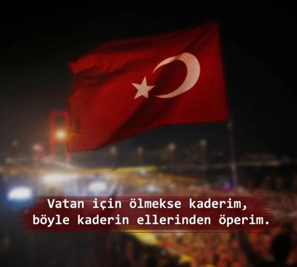Vatan için ölmekse kaderim böyle kaderin ellerinden öperim - Türk Ve Türkiye İle İlgili Resimli Sözler - Türk Ve Türkiye ile ilgili sözler, guzel-sozler