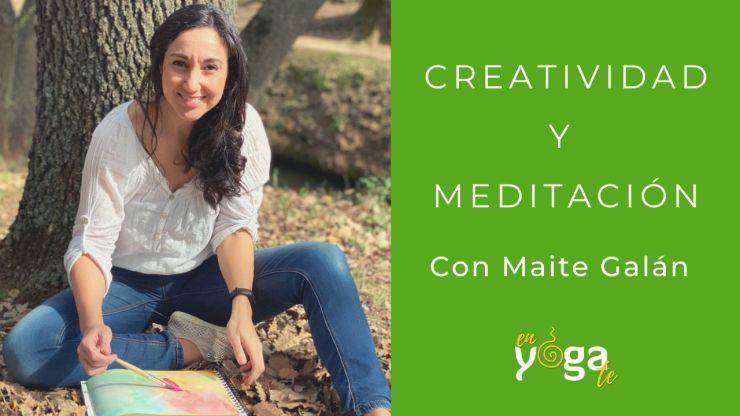 Creatividad y meditación