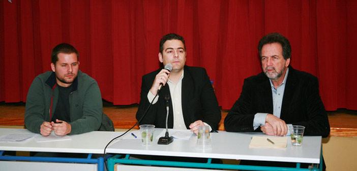 Υποψήφιος δήμαρχος ο Ανδρέας Γκιζιώτης