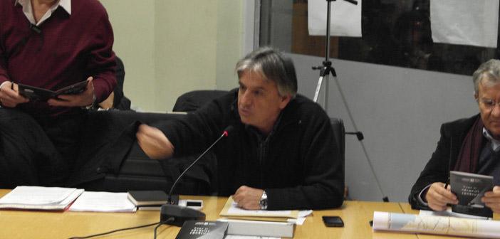 Β. Γιαννακόπουλος: Με το… βαμβάκι