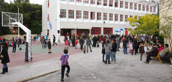 Προβληματισμοί της Ένωσης Συλλόγων Γονέων & Κηδεμόνων Δήμου Κηφισιάς για την παραχώρηση των σχολείων