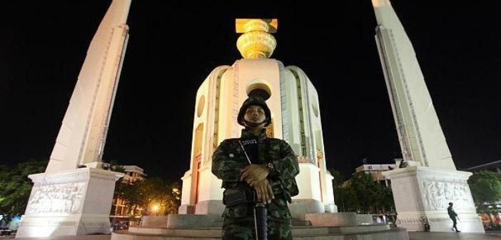 Ταϊλάνδη: Ο στρατός ανέλαβε την εξουσία