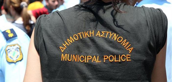 Παράταση διαθεσιμότητας δημοτικών αστυνομικών