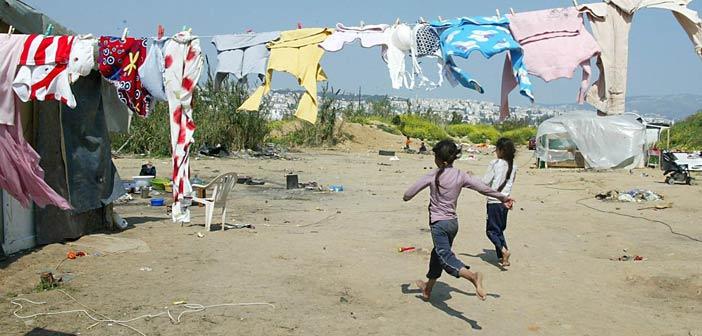 Φεύγει ο καταυλισμός των Ρομά