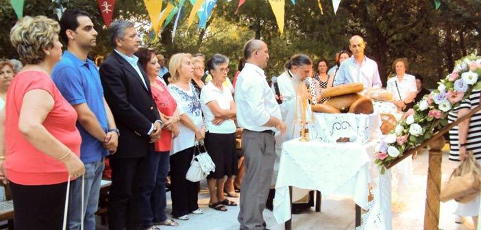 Σύλλογος «Η Αγία Μαρίνα»: Ευχαριστίες στον δήμαρχο