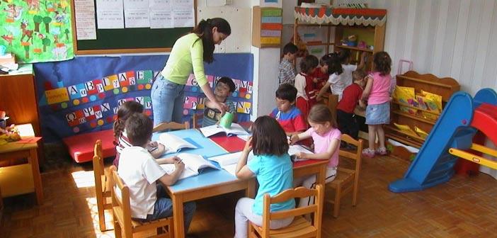 Προσλήψεις τεσσάρων ατόμων σε παιδικούς σταθμούς