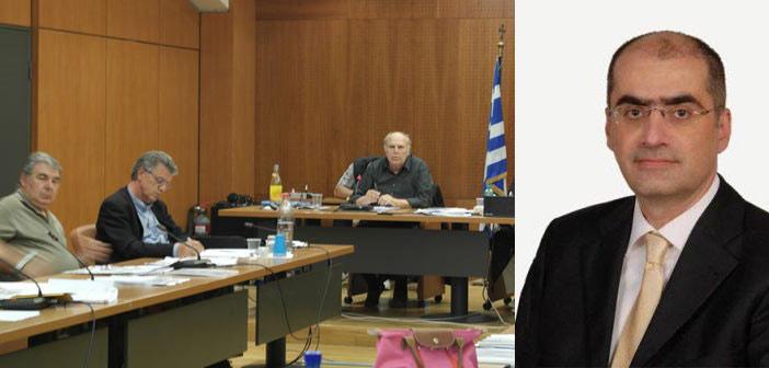 Δ. Κωνστάντος: «Θα αλλάξει σελίδα το νέο Δημοτικό Συμβούλιο;»