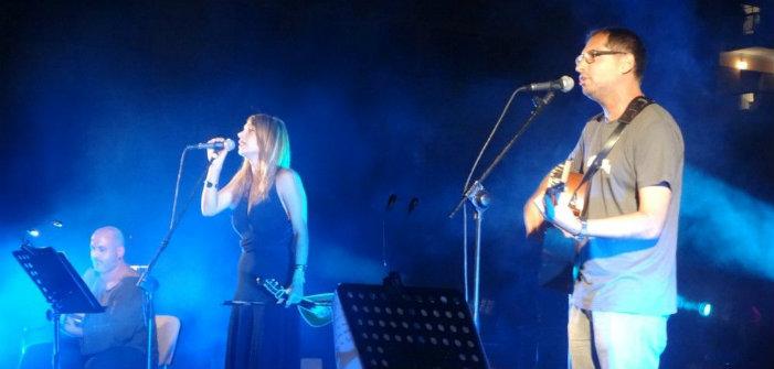Αυλαία με κρητική λύρα και τραγούδι στο Φεστιβάλ Αμαρουσίου