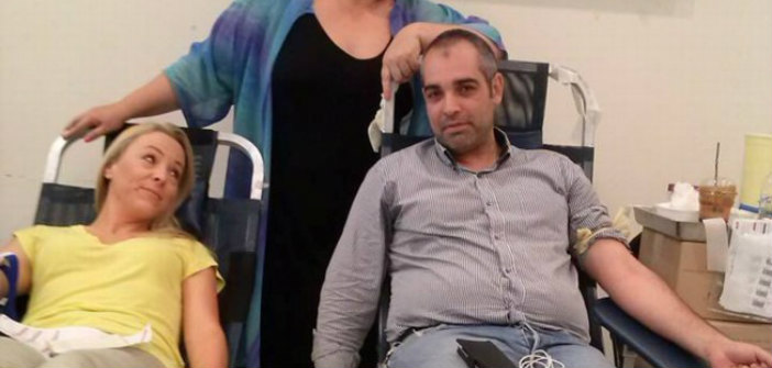 Με 189 μονάδες αίματος ενισχύθηκε η Τράπεζα Αίματος Δήμου Αμαρουσίου