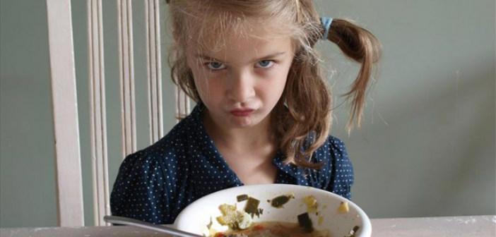 Ακούστε το παιδί σας όταν παραπονιέται για κάποιες τροφές
