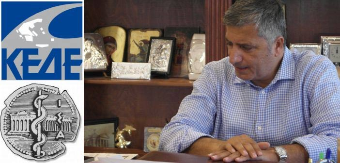 ΙΣΑ ή ΚΕΔΕ θα επιλέξει ο δήμαρχος Αμαρουσίου Γιώργος Πατούλης;