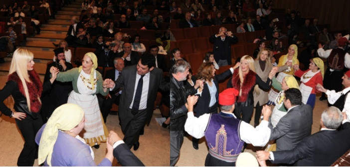 Χόρεψαν και τίμησαν την 28η Οκτωβρίου στη Λυκόβρυση-Πεύκη