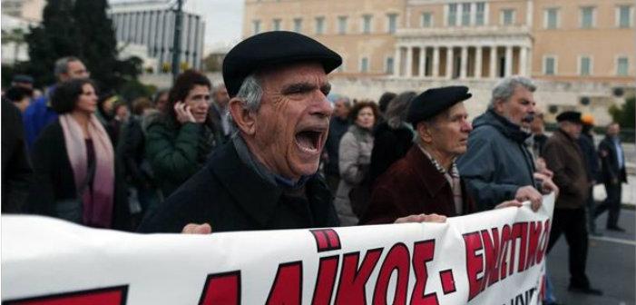 Στην απεργία της 7ης Απριλίου καλεί το Σωμ. Εργαζομένων Λυκόβρυσης-Πεύκης
