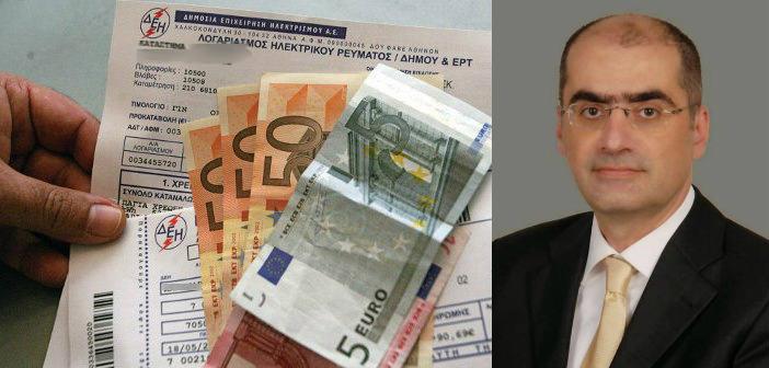 Δ. Κωνστάντος: «Προφανές λάθος η αύξηση δημοτικού φόρου στην Πεύκη»