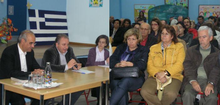 Άνοιξε ο κύκλος των συνοικιακών συνελεύσεων στον Δήμο Κηφισιάς
